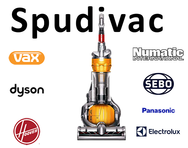 Spudivac - All makes of vacuum cleaner repaired and serviced.